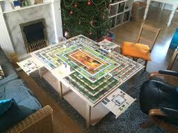 The  Best Board Game Table Ideas On Pinterest Game Tables - Board game table design