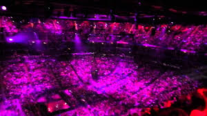 view of the o2 arena in london from block 402 youtube