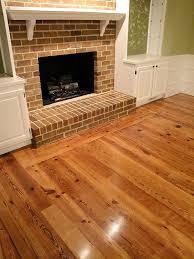 remodelaholic installing antique pine flooring