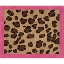 Jo Jo Design Pink Cheetah 9 Piece Crib Bedding Set Free Shipping Today