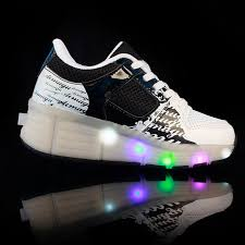 heelys light up shoes dropshipping muticolor light up shoes new fashion high quality