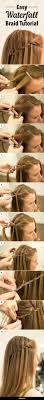 tutorial rambut waterfall 12 tutorial gaya rambut yang simpel tapi chic untuk kencan bag 2