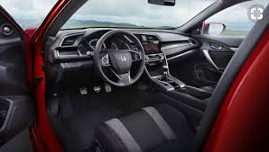 2018 honda civic si redesign exterior and interior with price