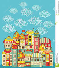cute houses stock images image 32867424