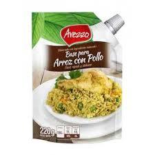 bases de la cuisine arroz con pollo liquid base arezzo 220g el inti la boutique