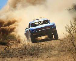 baja truck menzies motosports conquer baja in the red bull trophy truck