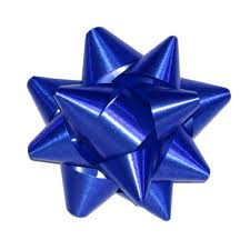 blue bows blue christmas bows happy holidays