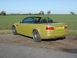 bmw 3 series m3 convertible review 2001 2006 parkers