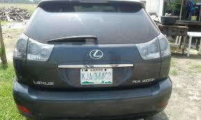 lexus rx forum lexus rx 400h used 2006 full option 2 5m autos nigeria