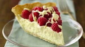 Chocolate Raspberry Recipes White Chocolate Raspberry Pie Recipe Pillsbury Com