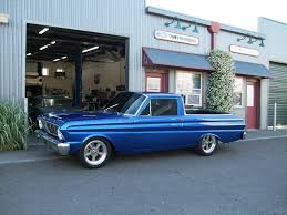 tyler clarke u0027s 1964 ford falcon ranchero the sonoma county