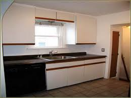 Paint Formica Kitchen Cabinets Refinishing Kitchen Cabinets Formica Kitchen