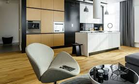 Art Deco Kitchen Design by Ultimate Kitchen Design Trends 2016 With Glossy White Kitchen