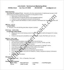 resume pdf free download writer resume template 14 free word excel pdf format download
