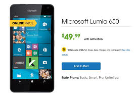 cricket black friday deals 2017 deal alert microsoft lumia 650 drops to only 49 99 for new