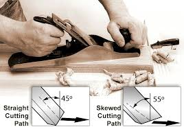 4 using a hand plane