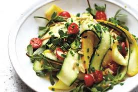cuisin courgette courgette salad recipe