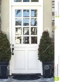 white upvc front door styles gallery orange colors house black