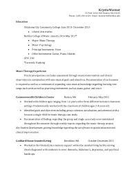 Sample Audition Resume by Music Resume Resume Cv Cover Letter
