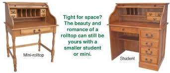 Small Oak Roll Top Desk Roll Top Desk Countrymarketplace