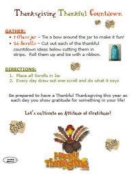 thanksgiving thankful calendar a thanksgiving thankful