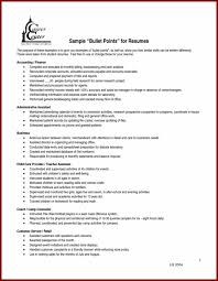 resume objective exles general accountant roles allocation hotel resume objective career exles hospitality skills sle