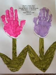 mother u0027s day handprint flowers gigi u0027s kid crafts activities and