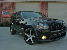 2007 black jeep cherokee srt8 twinturbocreations tt pictures mods