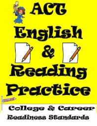 act english and reading practice worksheets by mo don tpt