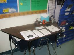 Open Front Student Desk by Tips For Open House And Back To School Night