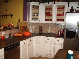 How To Update Oak Kitchen Cabinets How To Refinish Oak Kitchen Cabinets The Beautiful Refinishing