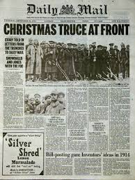 the christmas truce of 1914 a bit about britain