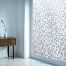 home windows glass design modern 45 200cm forsted privacy pvc windows glass film cube design