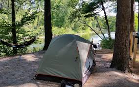 waterfront camping lake george ny official tourism site
