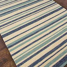 Coastal Indoor Outdoor Rugs Striped Indoor Outdoor Rug Home And Interior Home