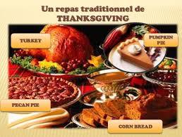 thanksgiving francais anglais divascuisine