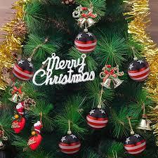 amazon com esscoe christmas ball ornaments shatterproof tree