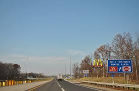 Ohio travel plaza images Indiana aaroads interstates 80 90 west ohio to elkhart jpg
