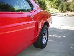 ford mustang scoops 1965 1973 mustang side scoops free shipping 100