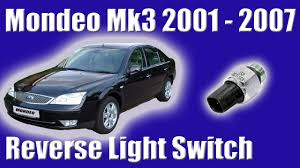 ford mondeo mk3 1 8 lx reverse light switch replace and jimmy u0027s