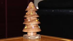 tree l ornament woodturning challenge 2015