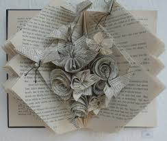 Book Paper Folding - folded book janet haigh work
