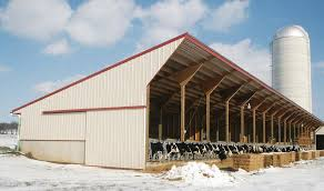dairy barn construction it u0027s all in the planning farming