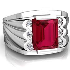 mens rings ruby images Lab ruby men 39 s ring r1835 wcrub jpg