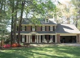 front porches on colonial homes colonial homes with front porches decorating decor and more