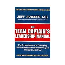 jeff janssen books team captains leadership manual the completed guide to developing