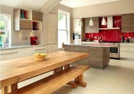 peindre placard cuisine cuisine meuble bois cuisine meuble bois meuble cuisine bois brut a
