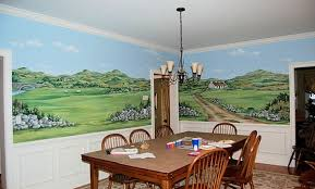 the best ideas for creating hand painted wall murals home decor