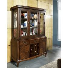 Corner Hutch Dining Room by Dining Room Hutch Decorating Ideas