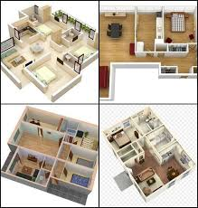 Home Design 3d 1 1 0 Apk 3d House Design Apk Amazing Bedroom Living Room Interior